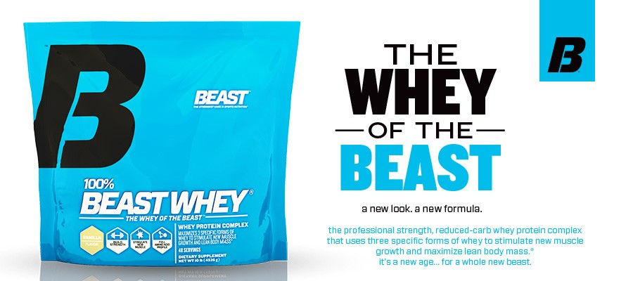 Beast Whey Protein Aa Sports Nutrition